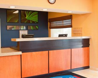 Fairfield Inn Forsyth Decatur - Forsyth - Lobby