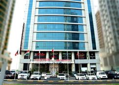 Clifton International Hotel - Fujairah - Rakennus