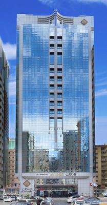 阿爾門澤爾公寓酒店 - 阿布達比 - 阿布達比 - 建築