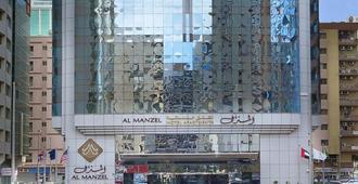 Al Manzel Hotel Apartments - Abu Dabi - Edificio