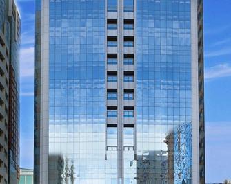 Al Manzel Hotel Apartments - Άμπου Ντάμπι - Κτίριο