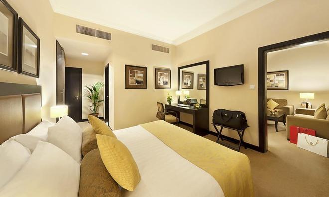 阿爾門澤爾公寓酒店 - 阿布達比 - 阿布達比 - 臥室