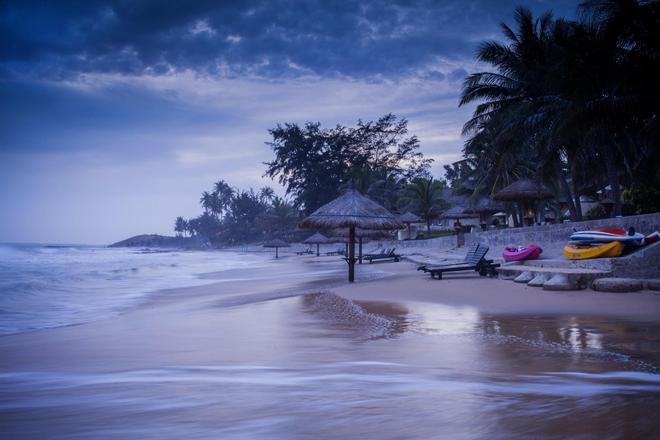 Victoria Phan Thiet Beach Resort & Spa - Phan Thiet - Näkymät ulkona