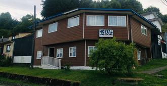 Hostal Jacob - Puerto Montt - Building