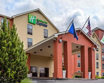Holiday Inn Express Grants Pass - Grants Pass - Gebäude
