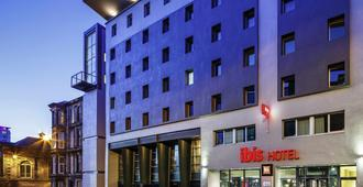 ibis Glasgow City Centre - Sauchiehall Street - Glasgow - Edificio
