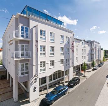 Romantik Hotel Kleber Post - Bad Saulgau - Edificio