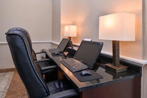 Best Western Plus Frontier Inn - Cheyenne - Business centre
