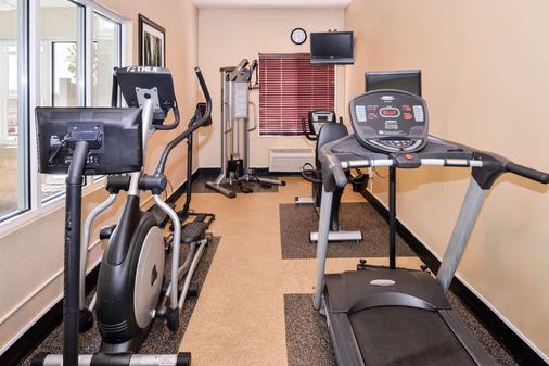 Best Western Plus Frontier Inn - Cheyenne - Gym