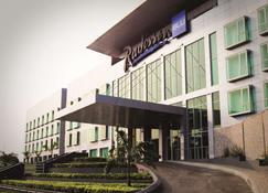 Radisson Blu Anchorage Hotel - Lagos - Edifício