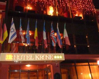 Krone Hotel Bistrita - Bistrița - Building