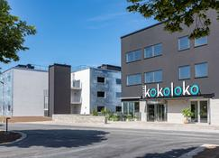 First Hotel Kokoloko - Visby - Building