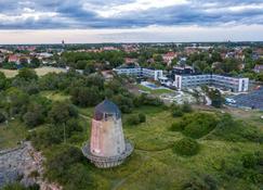 First Hotel Kokoloko - Visby - Buiten zicht