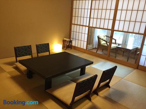 Kyu Karuizawa Hotel Otowa No Mori - Karuizawa - Dining room