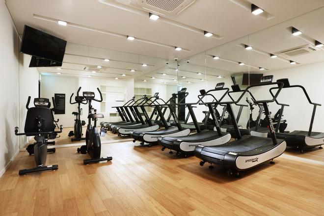 Ramada by Wyndham Gunsan - Gunsan - Gym