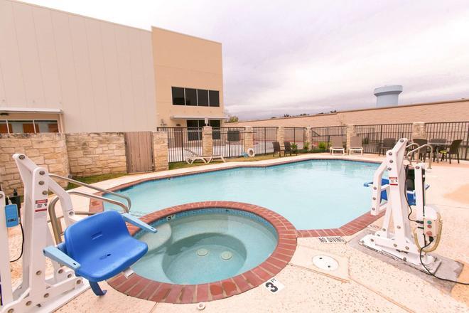 Comfort Suites Austin Nw Lakeline - Austin - Pool