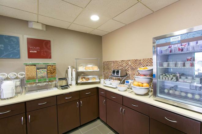 Comfort Suites Austin Nw Lakeline - Austin - Buffet