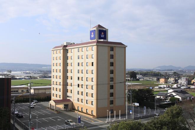Vessel Hotel Kumamoto Airport - Ōzu - Edificio
