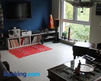 Gästezimmer 10 min von der Altstadt entfernt - Hattingen - Living room