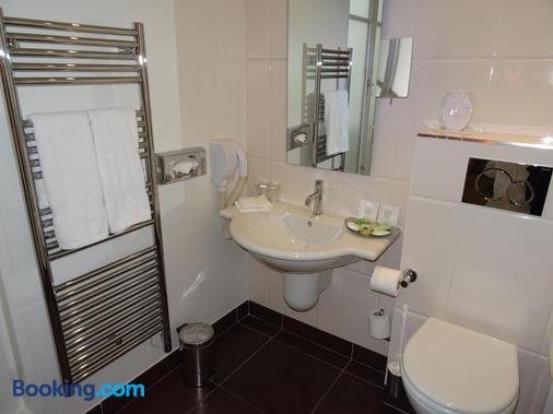 瑪索巴士底獄酒店 - 巴黎 - 巴黎 - 浴室