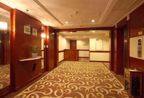Zhejiang Railway Hotel - Hàng Châu - Tiền sảnh