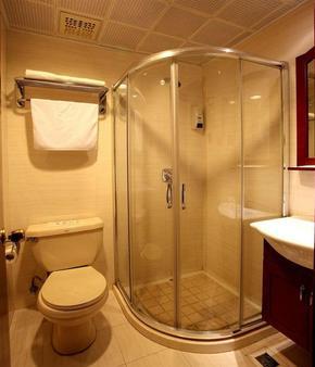 Zhejiang Railway Hotel - Hàng Châu - Phòng tắm
