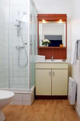 Terres De France - Appart'hotel Brest - Brest - Phòng tắm