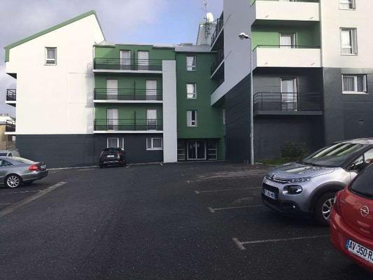 Terres De France - Appart'hotel Brest - Brest - Toà nhà