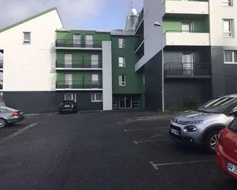 Terres de France - Appart'Hotel Brest - Brest - Building