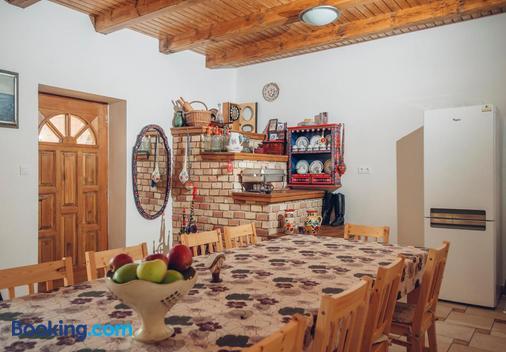 Füzesi Papa Vendégház - Harta - Dining room