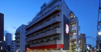 Red Roof Inn Kamata-Haneda Tokyo - Tokio - Edificio