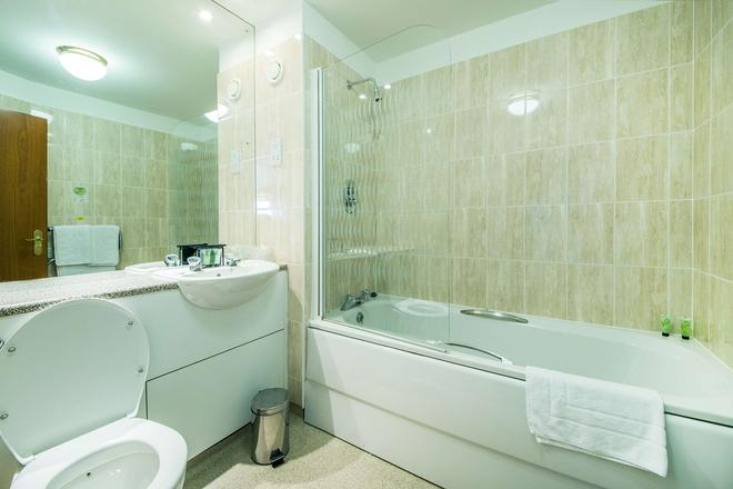 The Arden Hotel & Leisure Club - Solihull - Kylpyhuone