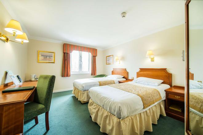 The Arden Hotel & Leisure Club - Solihull - Schlafzimmer