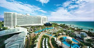 Fontainebleau Miami Beach - Miami Beach - Edificio