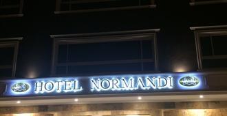 Hotel Boutique Normandi - Talca - Edificio