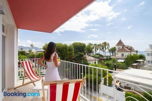 Ibersol Hotel Antemare - Adults Only - Sitges - Balcony