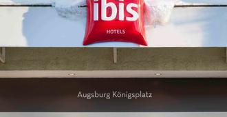 Ibis Augsburg beim Königsplatz - Augsburg - Building