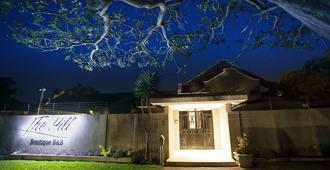 The Hill Boutique Bed & Breakfast - East London - Hành lang