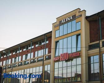 Alina Hotel & Hostel - Oezjhorod - Gebouw