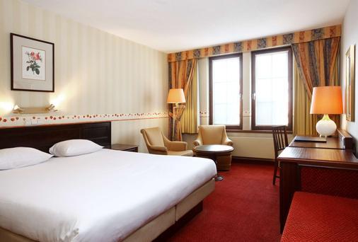 梅赫倫新罕布什爾州酒店 - 麥克連 - 梅赫倫 - 臥室