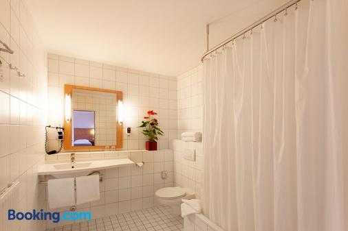 Ibis Saarbrücken City - Saarbruecken - Bathroom