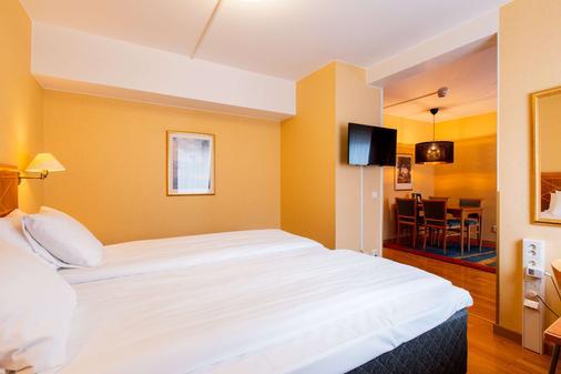 Best Western Hotel Esplanade - Västerås - Bedroom