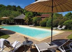 Le Clos Vallis - Sarlat-la-Canéda - Pool