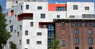 Belvue Hotel - Brussels - Building