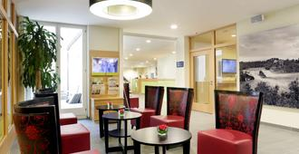 Best Western Plus Hotel Bahnhof - Schaffhausen - Lobby