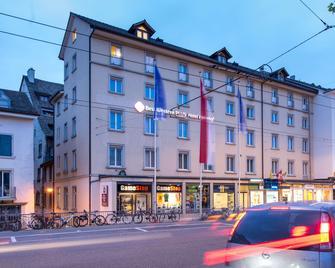 Best Western Plus Hotel Bahnhof - Шаффгаузен - Building