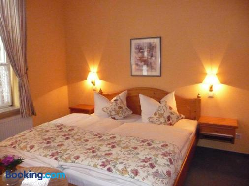 Hotel Am Grudenberg - Halberstadt - Bedroom