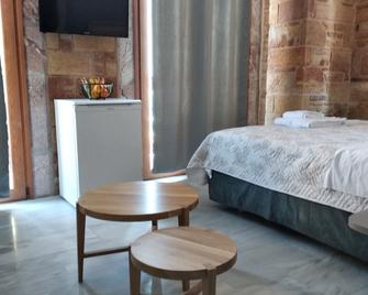 Chios City Inn - Chios - Schlafzimmer
