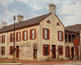 Talbott Inn - Bardstown - Edificio