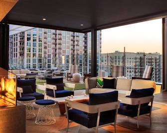 Kimpton Tryon Park Hotel - Charlotte - Lounge